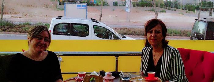 My Mole Cafe is one of Konya'da Café ve Yemek Keyfi.