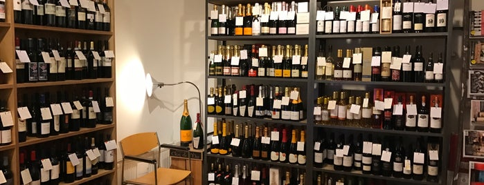 The Wine Spot is one of Amsterdam.