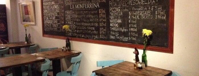 La Monferrina is one of Restaurantes visitados.
