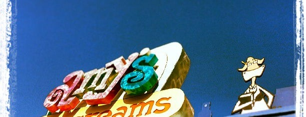Amy's Ice Creams is one of A Weekend in Austin.
