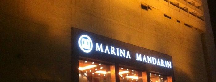 Marina Mandarin is one of Hotels Round The World.