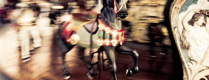 Jane's Carousel is one of Park Highlights of NYC.