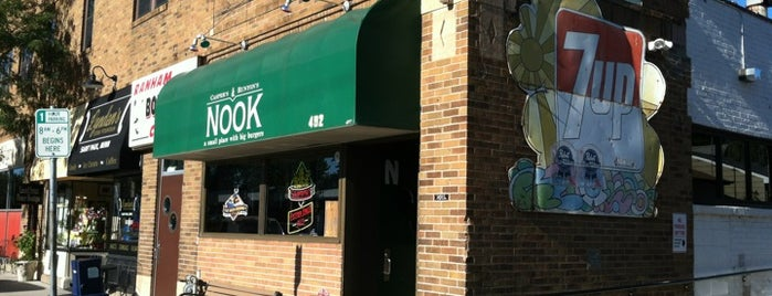 Casper & Runyon's Nook is one of Twin Cities (Mpls/StPaul) Restaurants.