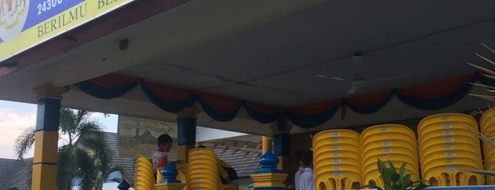 Sekolah Rantau Petronas is one of Learning Centers #2.