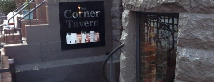 The Corner Tavern is one of Boston Hits.