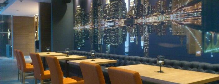 New York New York is one of The Barman's bars in Tallinn.