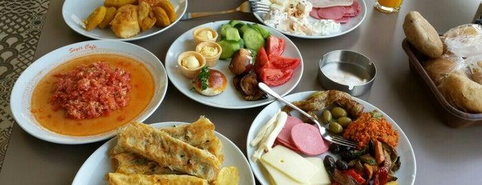 Seyir Cafe is one of in Ankara....
