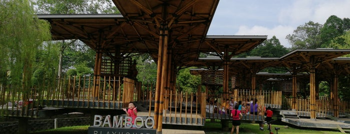 Bamboo Play House is one of malaysia/KL.