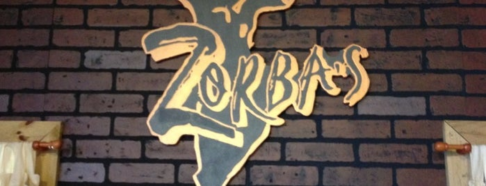 Zorba's Greek Cafe is one of The 15 Best Places for Wine in Plano.