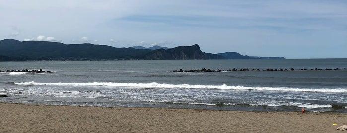 蘭島海水浴場 is one of 楽.