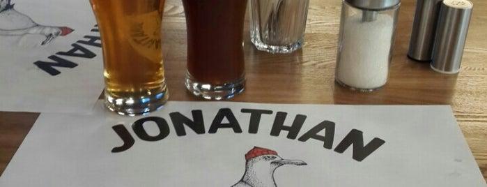 JONATHAN Homemade Food & Beer is one of Хочу.
