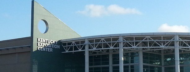 Kentucky Exposition Center is one of LOUISVILLE.