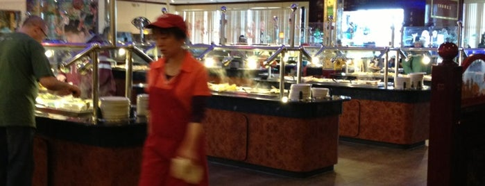 Hibachi Grill & Supreme Buffet is one of Local stuff to do.