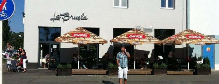 La Brusla is one of Snobka.cz.