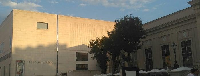 q21 - quartier21/MQ is one of Museen & Ausstellungen im MQ.