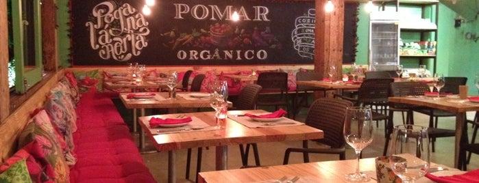 Pomar Orgânico is one of Restaurantes Preferidos.