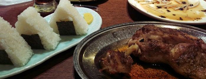 骨付鳥 かもん is one of 行きたい(飲食店).