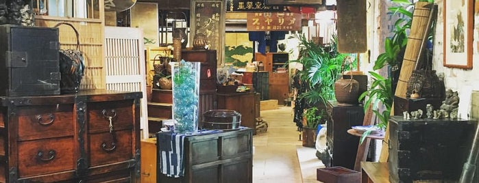 Shibui is one of The 13 Best Antique Shops in Brooklyn. - The 13 Best Antique Shops In Brooklyn