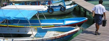 Terminal Maritima Isla Mujeres is one of Cancun.