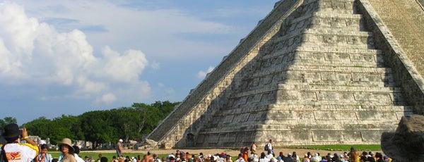 Zona Arqueológica de Chichén Itzá is one of Cancun.