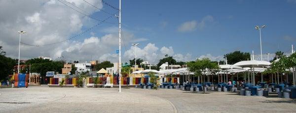 Parque de las Palapas is one of Cancun.