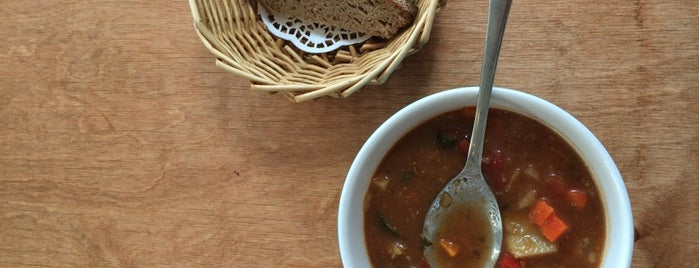 Soup Kultur is one of Food in Berlin.