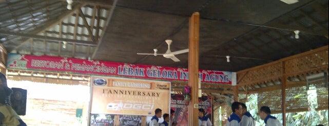 Pemancingan & Resto Lebak Gelora Indah Agung is one of All-time favorites in Indonesia.