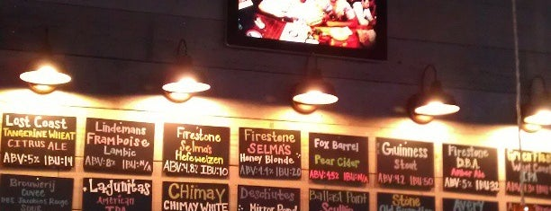 Selma's Chicago Pizzeria & Taproom is one of Breweries - Southern CA.