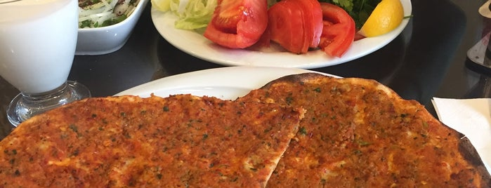 İzmir Pide ve Lahmacun is one of My favorites for Restaurants.