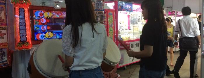 東京レジャーランド お台場メディアージュ店 is one of QMA設置店舗(東京区部山手線外).