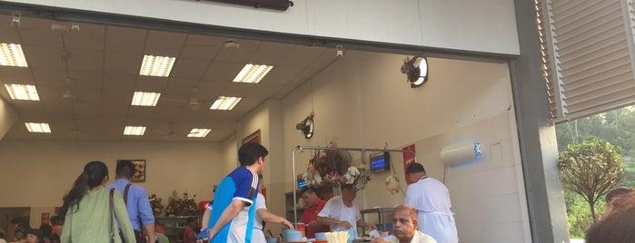 Restoran Seremban Chicken Porridge 波记猪什粥新店 is one of Neu Tea's Seremban Trip 芙蓉.