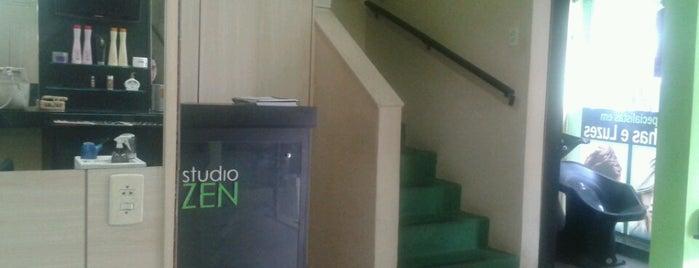 Studio Zen is one of Lugares que já dei checkin.