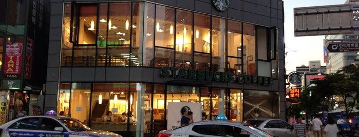 Starbucks is one of これだけは俺のもの。.
