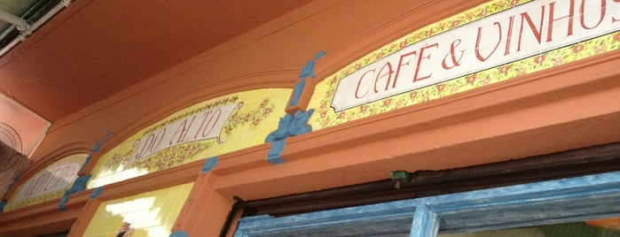 Mercearia do Alto is one of Restaurantes.