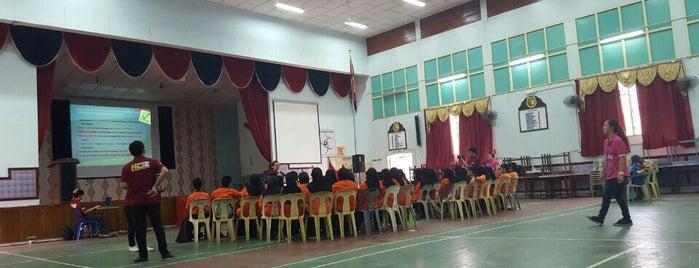 Kolej Vokasional Labuan is one of Learning Centers,MY #5.