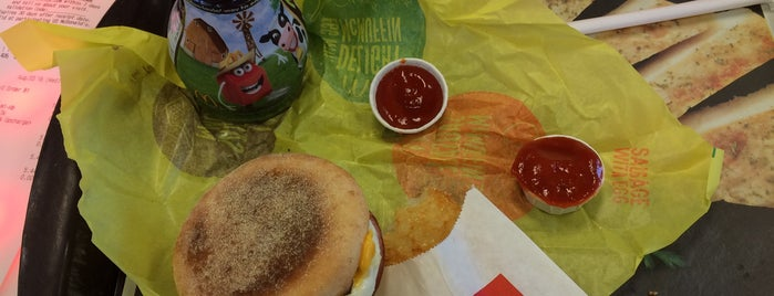 Mcdonalds is one of All-time favorites in United States.