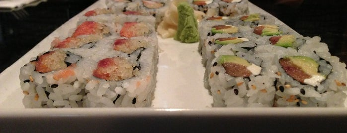 Sushi Masa is one of Top Restaurants.