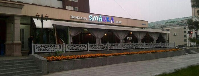 Ямайка is one of Eat in Astana.