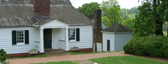 James Monroe's Highland is one of Historian.