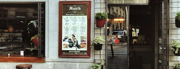 Mucci's is one of M&M Barcelona centre.