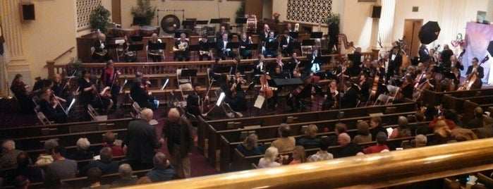 Denver Philharmonic Orchestra is one of Colorado's Music Venues.
