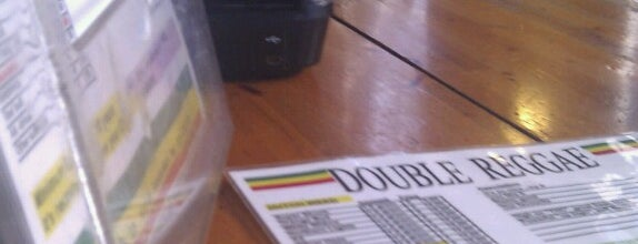 Double Reggae is one of Amsterdam.