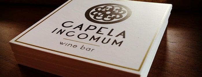 Capela Incomum is one of Restaurantes (Grande Porto).