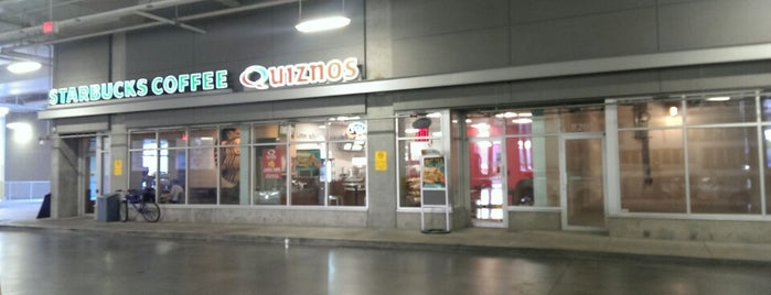 Quiznos is one of Tidbits Vancouver 2.