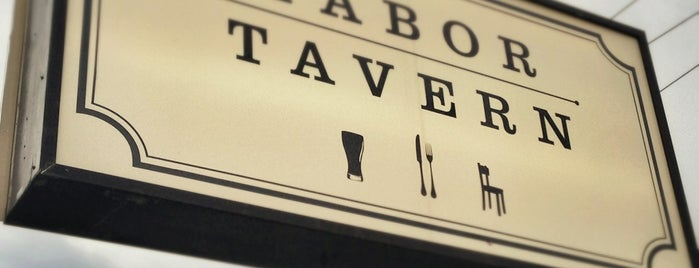 Tabor Tavern is one of Oregon.