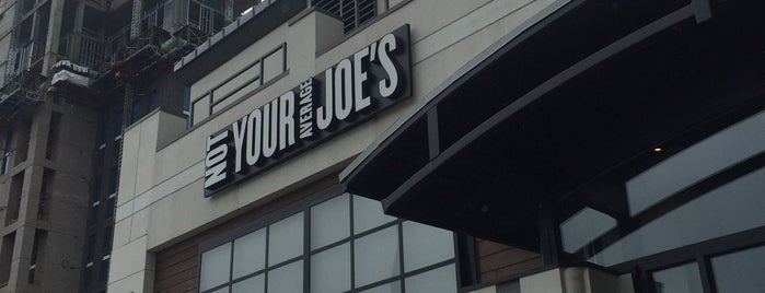 Not Your Average Joe's is one of Pubs Breweries and Restaurants.
