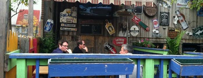 Stan & Joe's Saloon West is one of bars.
