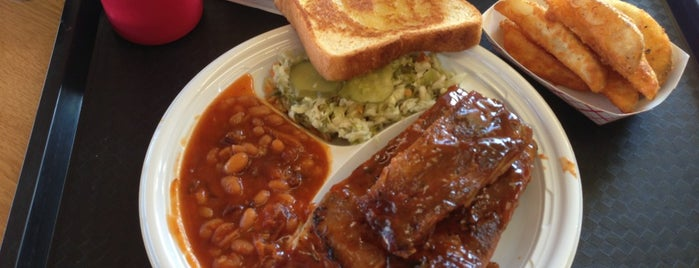 Southern BBQ is one of Food in The Shoals Area.
