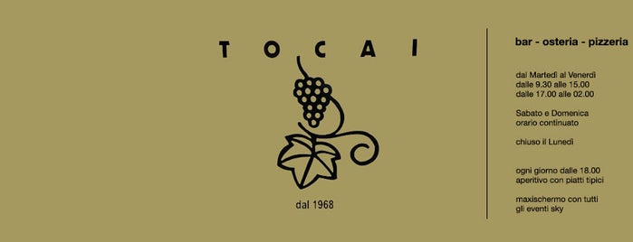 Osteria Tocai is one of Aperitivo a Treviso.
