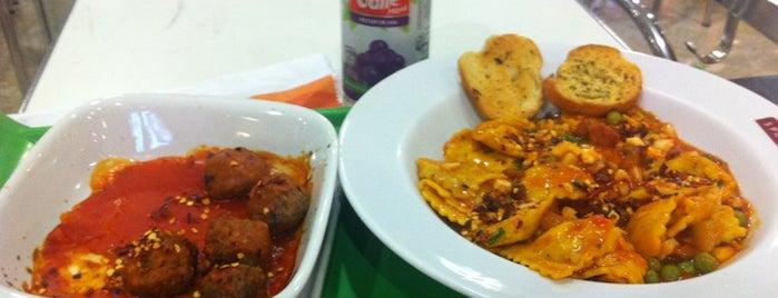 Spoleto Culinária Italiana is one of Favorite Food.
